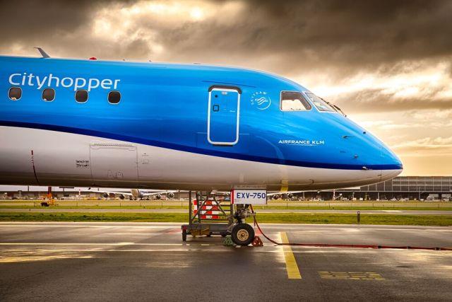 WestJet, Codeshare, KLM