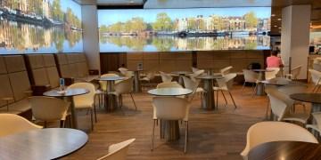 InsideLook: Zo ziet de vernieuwde KLM Crown Lounge 25 uit
