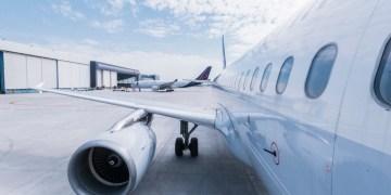 Toestel van Brussels Airlines op de luchthaven (Bron: Brussels Airlines)