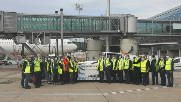 Ook in moeilijke tijden investeert Air France in duurzaamheid