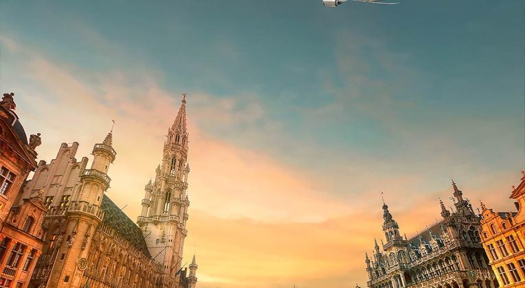 Etihad 15 jaar naar België (Bron: Etihad)