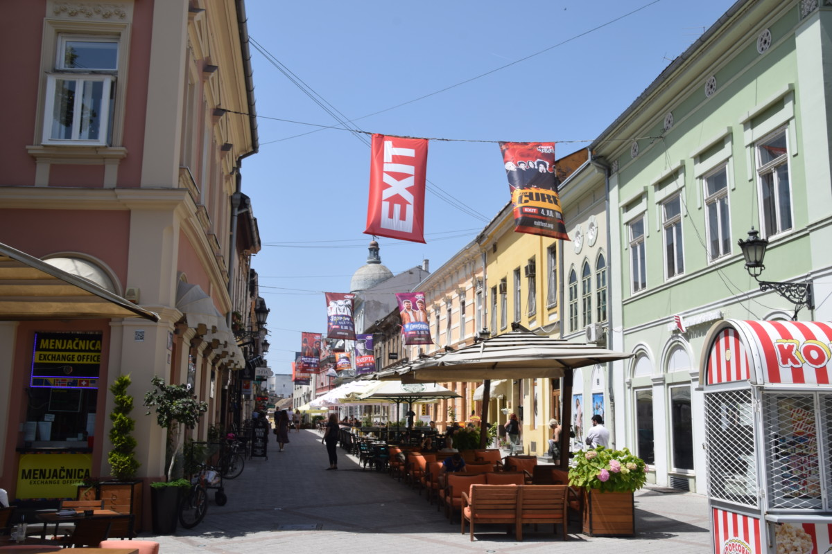 Bestemmingstips: Novi Sad, Servië