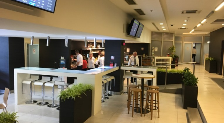 Review: Business Lounge Belgrade Airport