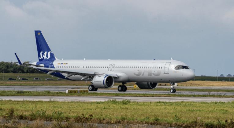 SAS, Airbus, A321