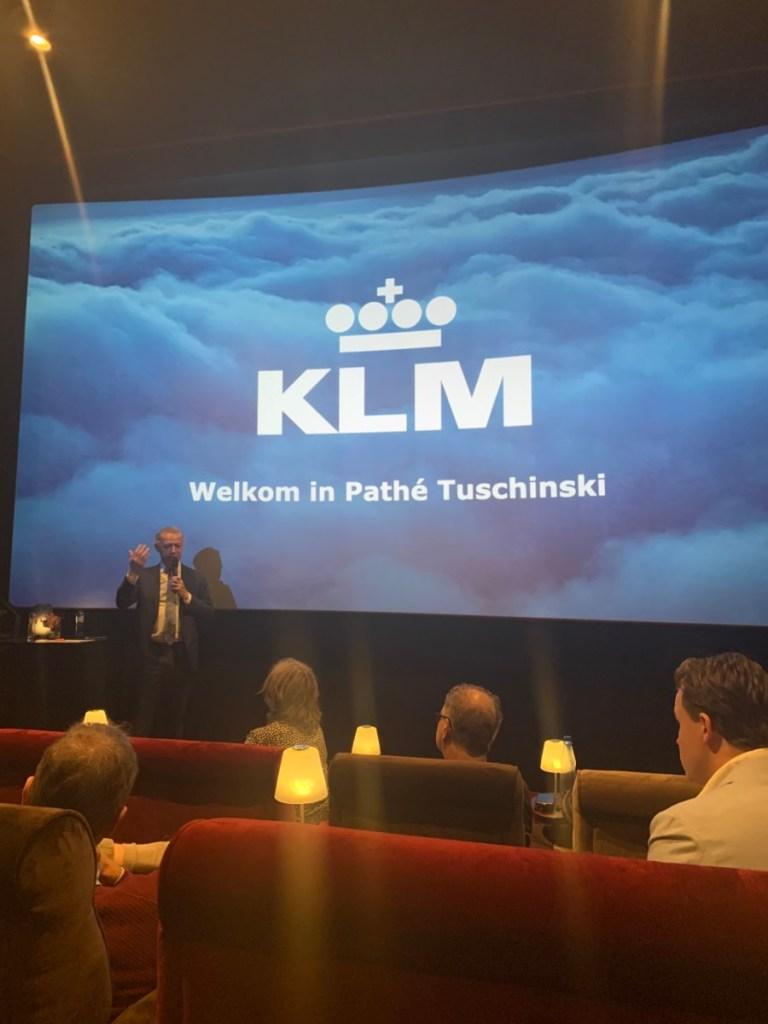 KLM is jarig en presenteert huisje 102