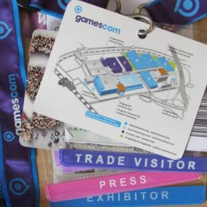 gamescom Badges