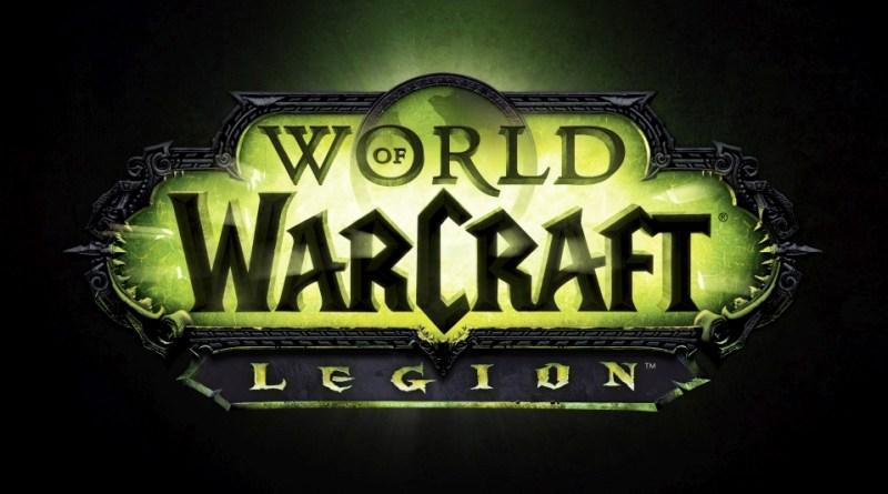 WoW Legion Logo