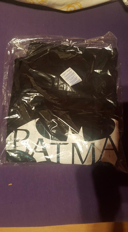 Batman T-Shirt von der Gamescom 2016