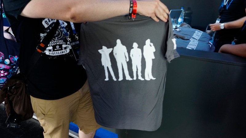 Gamescom 2016 Final Fantasy T-shirt H9 (2)