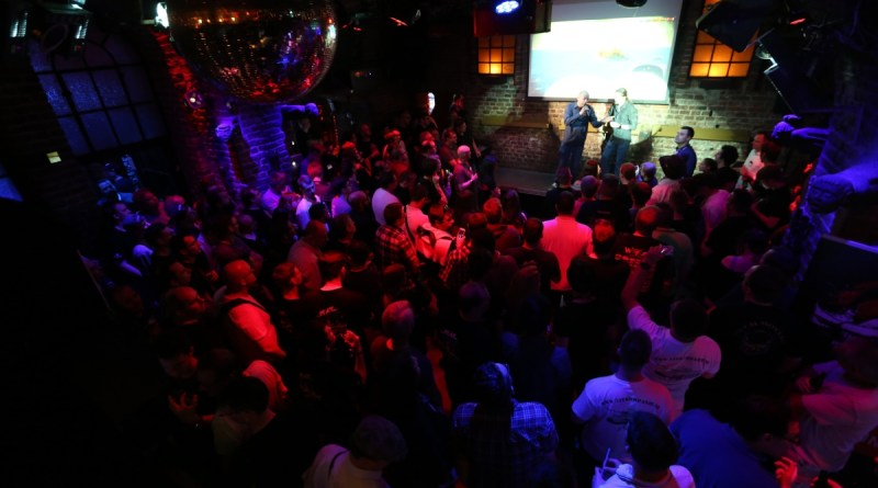 Wargaming Party 2016 (Quelle: Wargaming Europe)