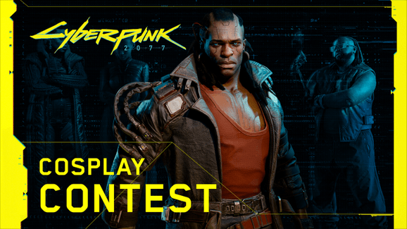 Cyberpunk 2077 Cosplay Contest