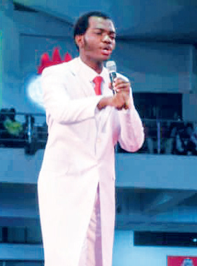 Son of The Prophet - The man who mimicks Bishop David Oyedepo