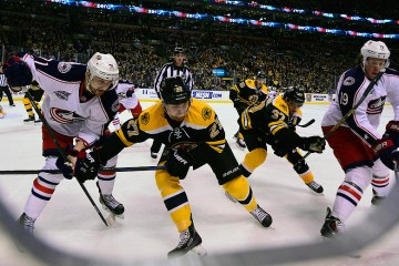 Bruins vs Blue Jackets