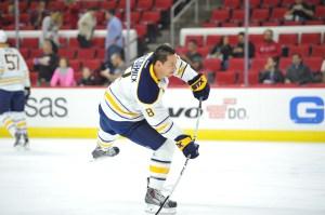 NHL: OCT 14 Sabres at Hurricanes