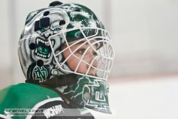 Shelby Amsley-Benzie (UND - 1) has recorded 3 shutouts in her last 6 games