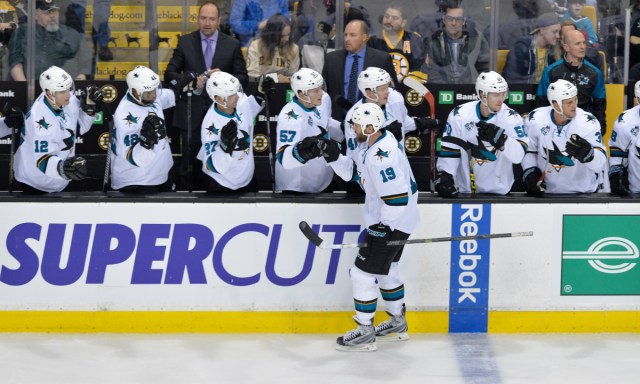 Sleeping on the Sharks Without Pavelski Is a Bad Idea