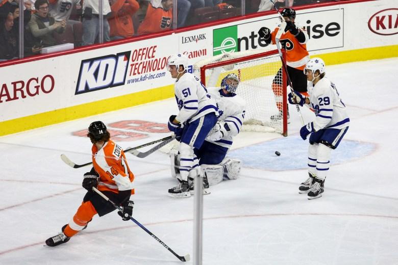 Photo Gallery  Maple Leafs vs Flyers (01 18 2018) – Inside Hockey 585c5ab8f