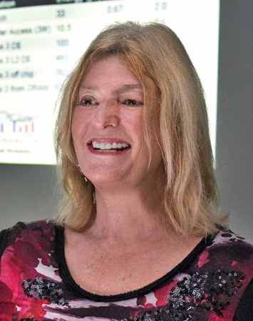 Barbara Chapman Named Head Of Brookhaven Lab S Computer