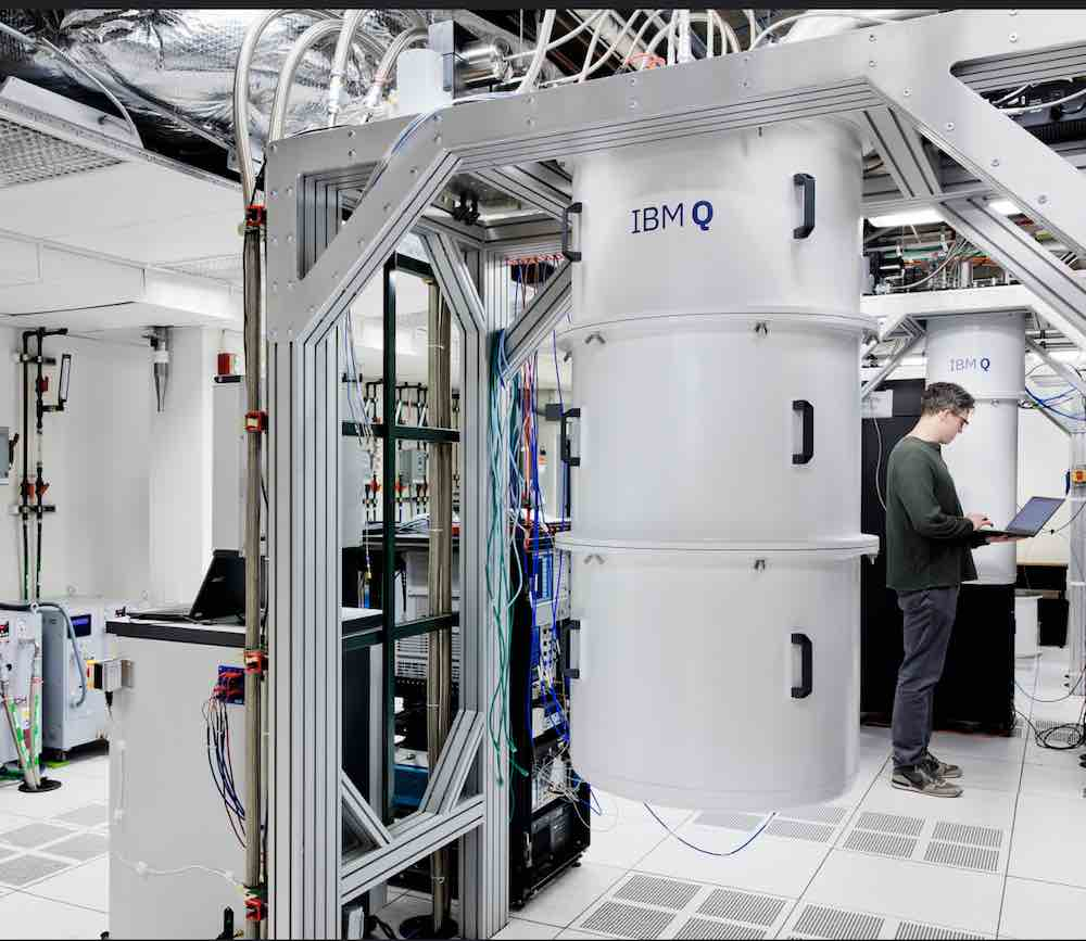 Fortune 500 Firms Join Ibm Q Network For Quantum Computing