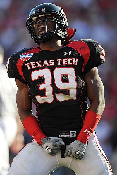 AT&T Cotton Bowl - Texas Tech v Mississippi
