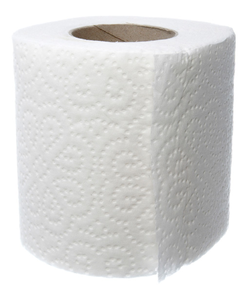 isolated-toilet-paper