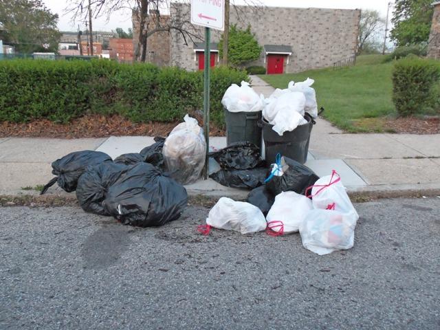 Trash-On-Curb