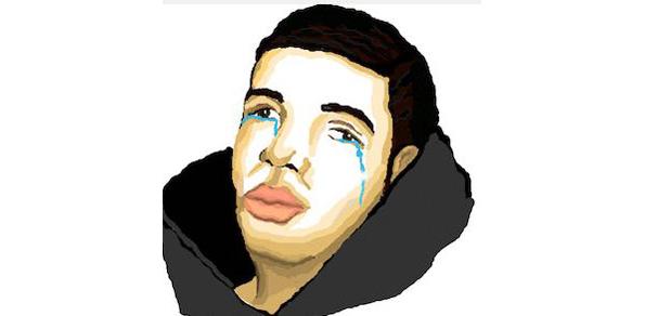 drake-crying