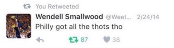 Wendell-Smallwood-Tweet-2014