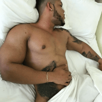 The Dominican Wolf With The Wolf Tattoo