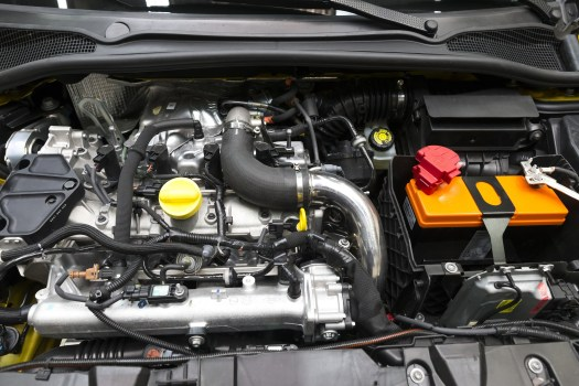 Renault Sport Clio RS16 Engine Bay