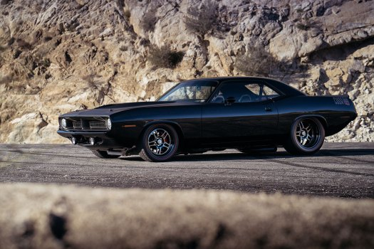 Speedkore Plymouth Barracuda
