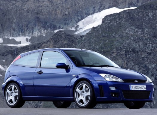 Ford Focus RS MK1 Canada