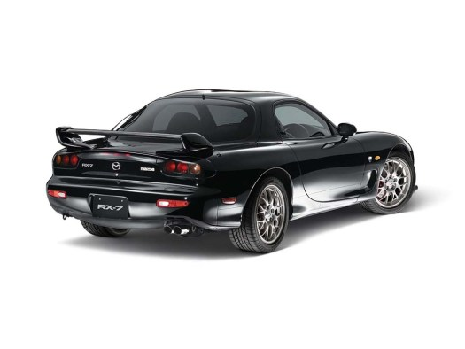 Mazda RX7 Spirit R - The Ultimate Evolution of the RX7