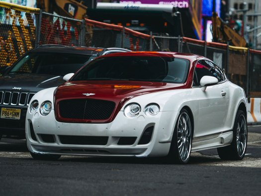 Fast and Furious 8 Bentley Continental GT