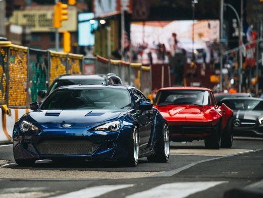 Subaru BRZ Fast and Furious 8