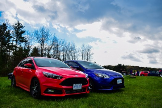 Ford Focus Ontario - 2014 vs. 2016 Ford Focus ST