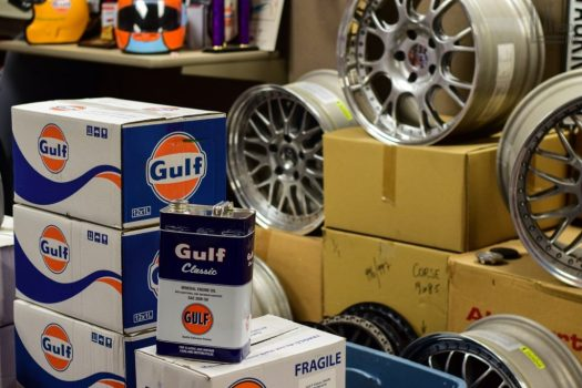 Jay Lloyds KlassiX is one of the only distributors of Gulf Oil products in the GTA.
