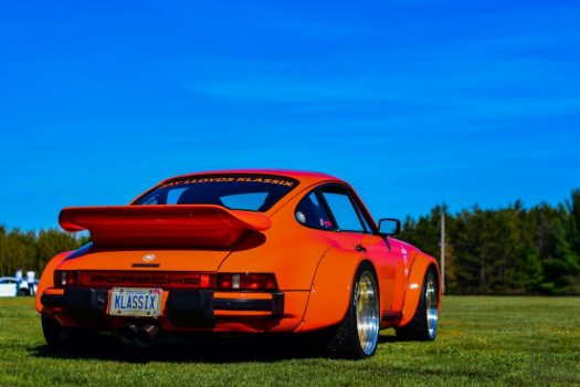 Porsche 934 Tribute widebody rear