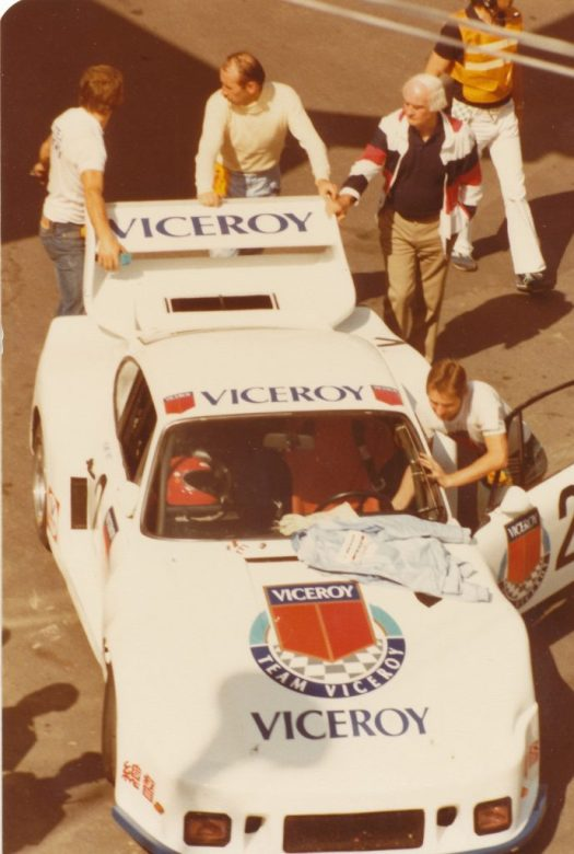 Porsche 935 Viceroy Racing