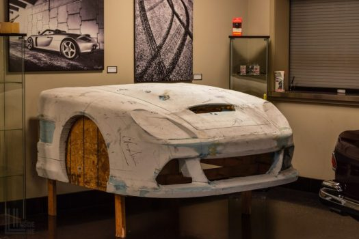 Porsche 928 Project Prototype Front End at Engineered Automotive