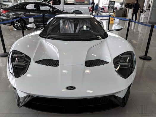 Ford GT - Made in Canada by Multimatic