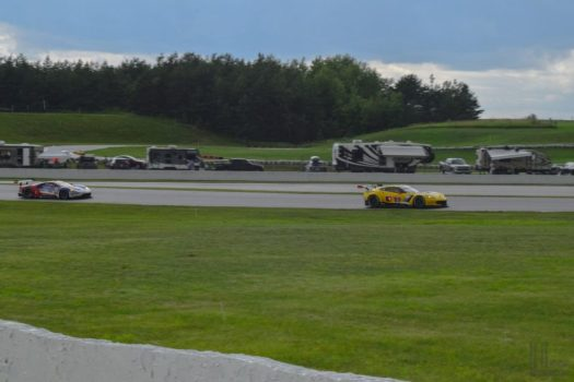 Battle of the Americas: Corvette C7.R vs. Ford GT at the 2017 IMSA race weekend at CTMP.