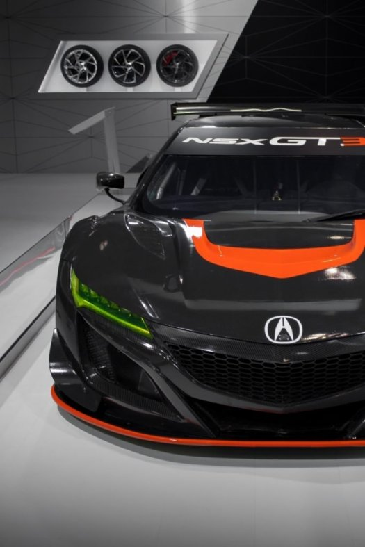 Canadian International Autoshow 2019 - Acura NSX GT3