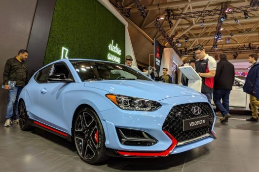 Canadian International Autoshow 2019 - Hyundai Veloster N