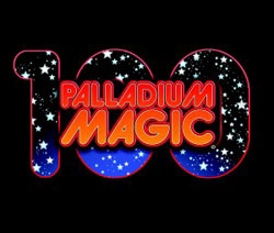 Inside Magic Image of Palladium Magic 100 Year Celebration