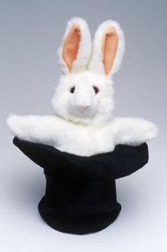 Inside Magic Image of Innovative Bunny