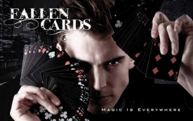Inside Magic Image of Fallen Cards Promotional Banner