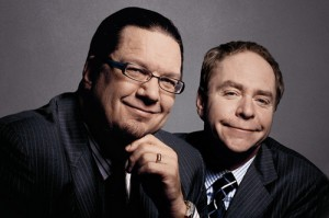 Inside Magic Image of Penn & Teller