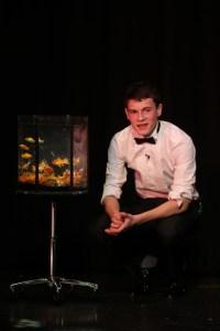 Inside Magic Image of Sebastian Walton - Magician