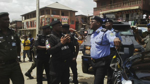 Police advises Mainlanders to avoid Ikorodu road